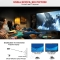 Docooler P2 DLP Projector 1080P HD Home Theater