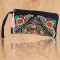 New-Fashion-Women-Clutch-Bag-Embroidery-Contrast-Wrist-Strap-Elegant-Mobile-Phone-Bag
